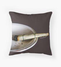 Klobot Cigarettes Throw Pillow