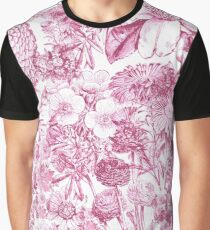 FLOWER POWER. Graphic T-Shirt