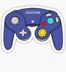 Pegatina Diseño del controlador Nintendo Gamecube