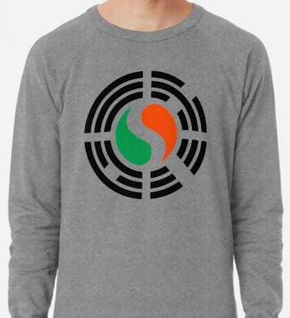 Korean Irish Multinational Patriot Flag Series Lightweight Sweatshirt