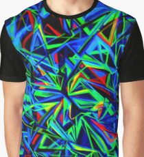 MAYAN SPACE UV Graphic T-Shirt