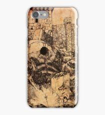 Where the Golem Fell iPhone Case/Skin