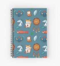 Lucky charms Spiral Notebook