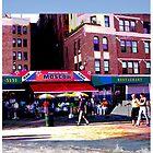 «Moscú en Brighton Beach, Brooklyn, NY» de Ellen Turner