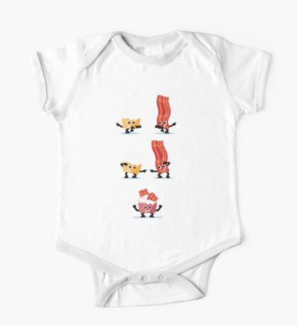 Character Fusion - Bacon Cupcakes Kids Clothes