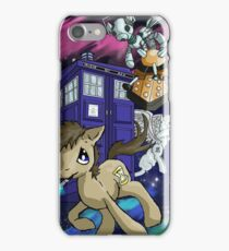 Doctor Whooves iPhone Case/Skin