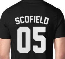 Jersey: Michael Scofield  Unisex T-Shirt