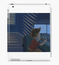 Video Gamer iPad Case/Skin