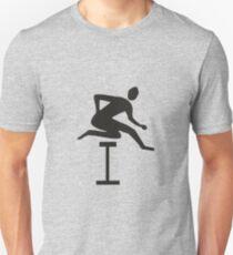 Sport high jumping T-Shirt
