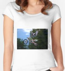 High Flying Women's Fitted Scoop T-Shirt