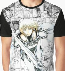 Claymore Clare Graphic T-Shirt