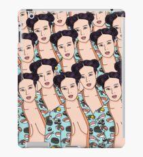 Japanese Sushi Kimono iPad Case/Skin