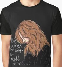 Kate Beckett Graphic T-Shirt
