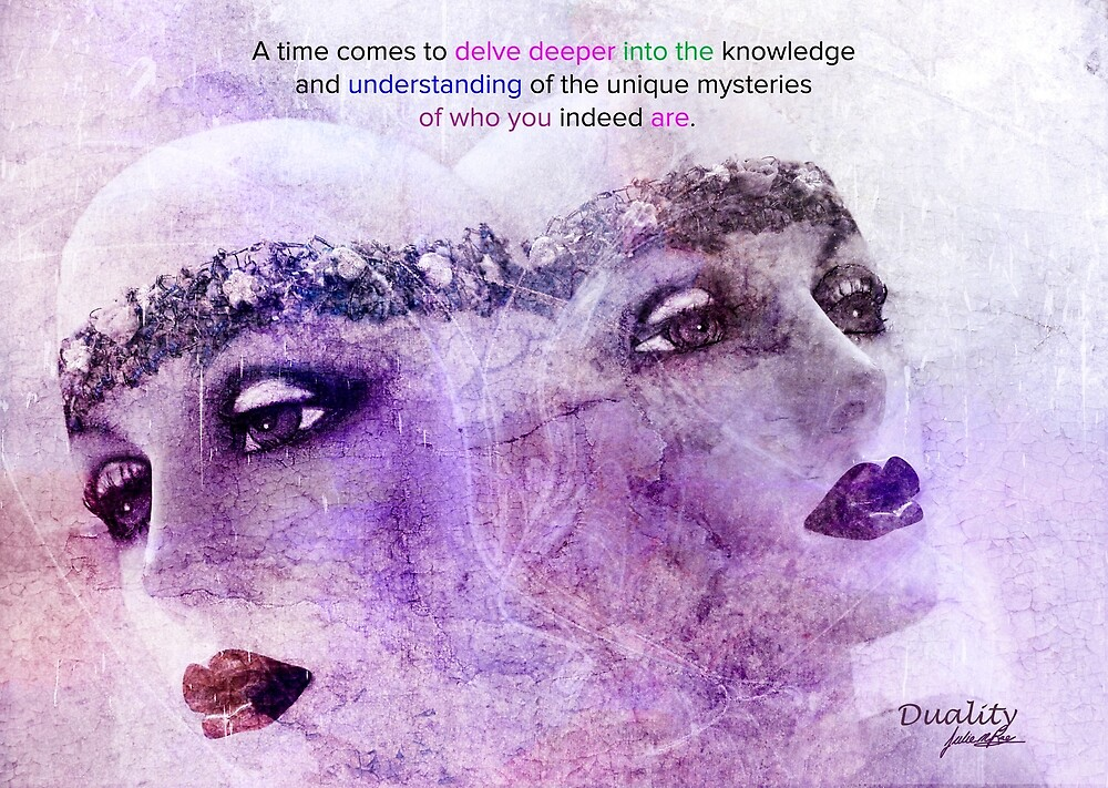Duality by Juliemrae