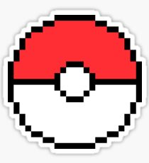 Poke Ball - Pokemon Sticker