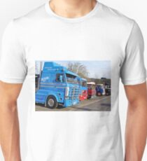 Classic Commercial Lorries at Warminster, Wiltshire, UK T-Shirt