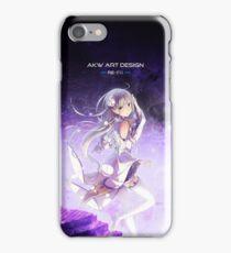 《Emilia-tan》 Re:Zero kara Hajimeru Isekai Seikatsu iPhone Case/Skin