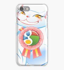 Social cat iPhone Case/Skin