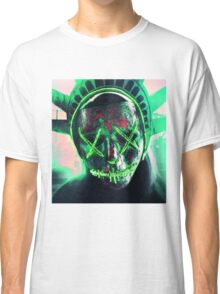 The Purge: Election Year Decal Classic T-Shirt