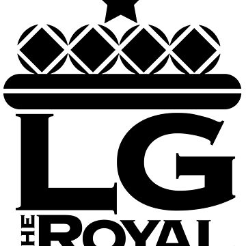 LG The Royal...Crown 'Em! (Black Letters) by BoysFromBuffalo