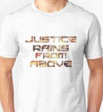 Justice Rains From Above - Pharah Ulti T-Shirt