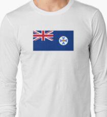 Flag of Queensland Long Sleeve T-Shirt