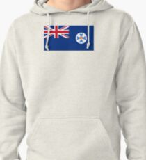 Flag of Queensland Pullover Hoodie