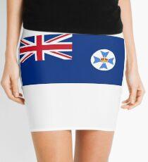 Flag of Queensland Mini Skirt