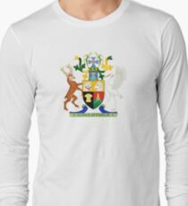 Coat of Arms of Queensland Long Sleeve T-Shirt