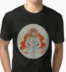 Fire Goddess Tri-blend T-Shirt
