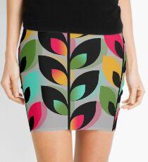 Joyful Plants III Mini Skirt