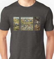 The Garden Of Earthly Delights Unisex T-Shirt