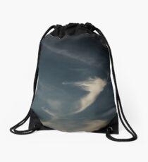 Spirit Rising Drawstring Bag