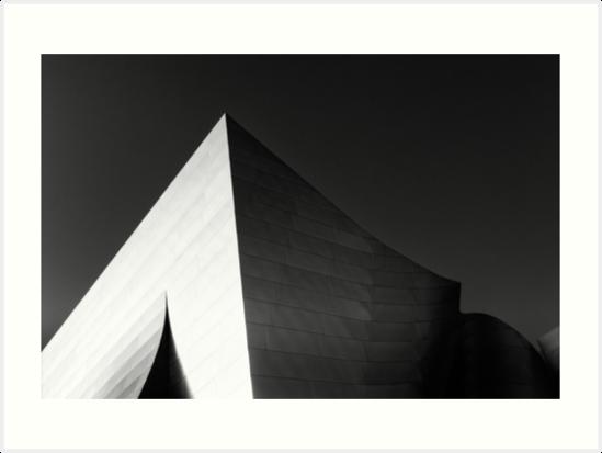 X spire - Los Angeles USA by Norman Repacholi
