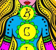 Acid Drop - Princess Sticker