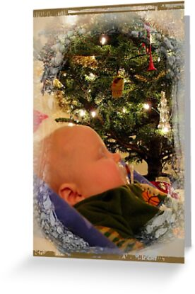 First Christmas by Lucinda Walter