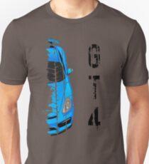 Racing in light blue Unisex T-Shirt