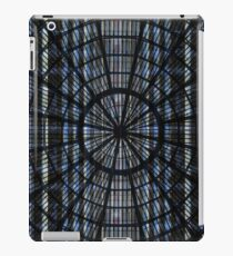 Circle abstract background pattern iPad Case/Skin