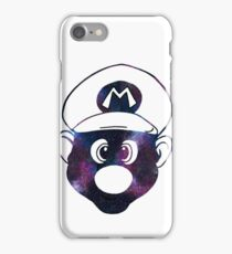 Galaxy Mario iPhone Case/Skin