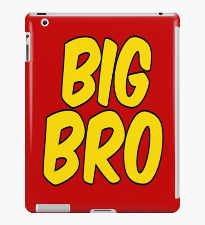 Big Brother iPad Case/Skin