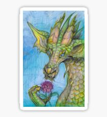 Nature Dragon Sticker