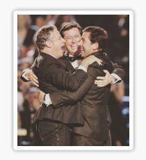 Steve Carell, Jon Stewart and Stephen Colbert Sticker