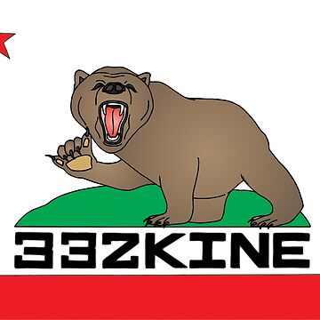 33zKine Cali Bear by 33zKine