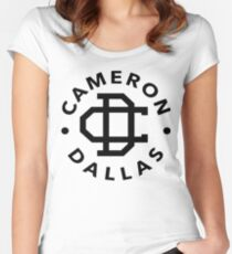 Dallas Women's Fitted Scoop T-Shirt
