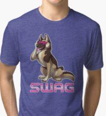 SWAG G-Shep Tri-blend T-Shirt