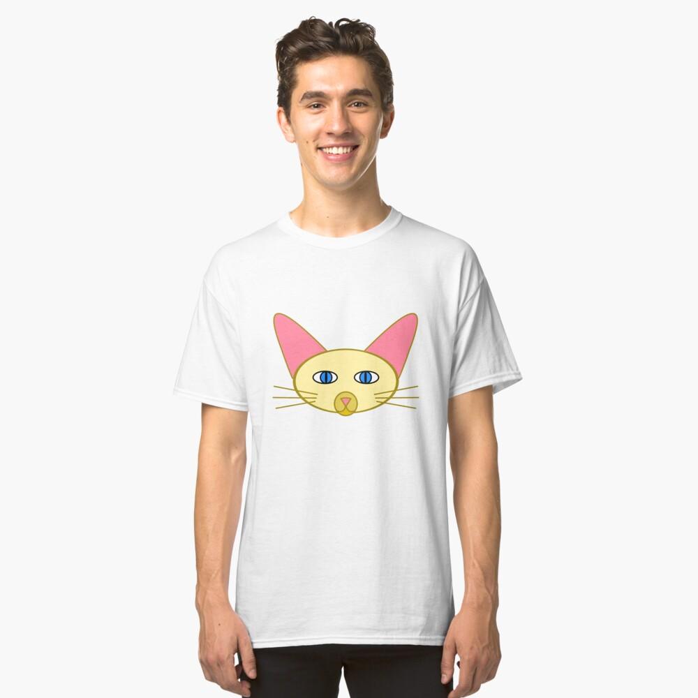 Gato siames Camiseta clásica