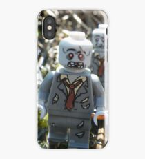 Zombies! iPhone Case/Skin