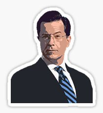 Stephen Colbert Sticker