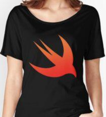 Camiseta ancha para mujer Rápido