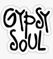 Gypsy Soul Sticker